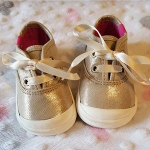 Girls shoes Keds Kids Champion Lace Toe Cap (Inf
